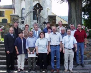 VHS SWV Gründungssitzung am 12. Juni 2002